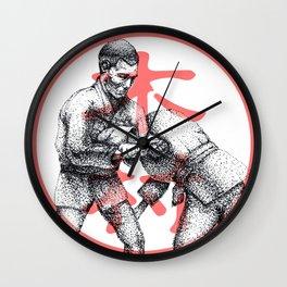 Kimura  Wall Clock