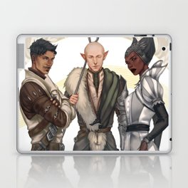 Mages of the Inquisition Laptop & iPad Skin