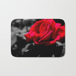 The Beauty of a Rose Bath Mat