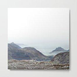 From Table Mountain IIII Metal Print