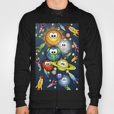 Solar Spaced Out. Hoody