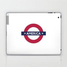 The Transatlantic Line Laptop & iPad Skin
