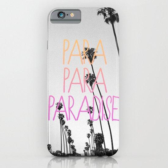 para para paradise :) iPhone & iPod Case