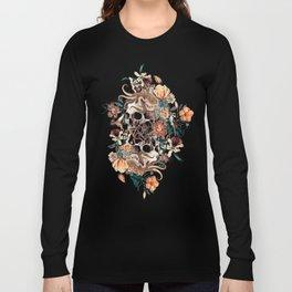 Fantasy Skull Long Sleeve T-shirt