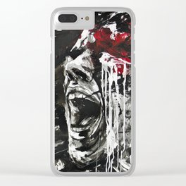 The Pain of Cluster Headache Clear iPhone Case