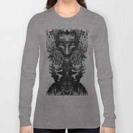 Test your Mind (t-shirt) Long Sleeve T-shirt