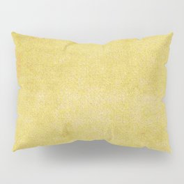 Golden abstraction from the rooster by Ito Jakuchu 1 Pillow Sham