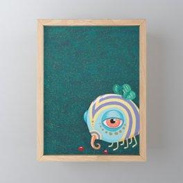 Dangerous creatures 1 Framed Mini Art Print