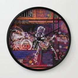 Jimmy Page  Wall Clock