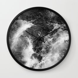 Cold water 52 Wall Clock