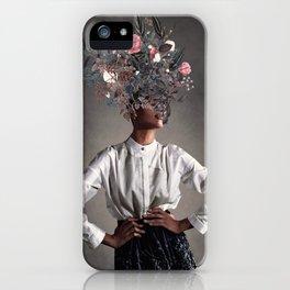 The Eternal Grace of Understanding  iPhone Case