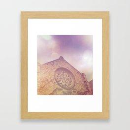 Eastern Light Framed Art Print