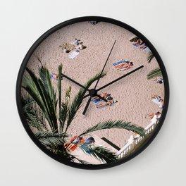 Benidorm Wall Clock