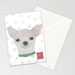 Chihuahua, Dog, Cream Chihuahua Stationery Cards
