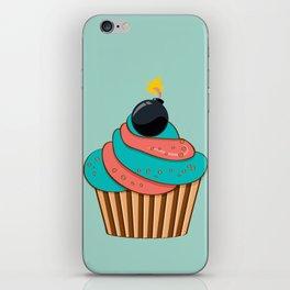 Cupcake iPhone Skin