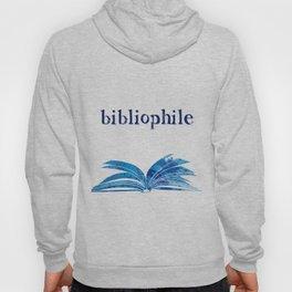 Bibliophile Hoody