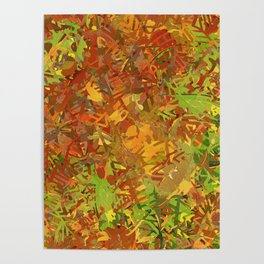 Autumn moods n.21 Poster