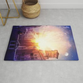 Sunset Serenade Rug