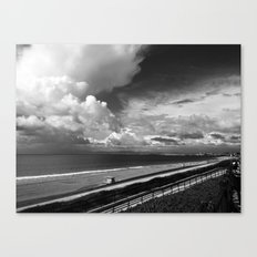 Torrance Beach Canvas Print