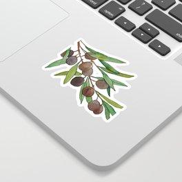 Olive leaf Sticker