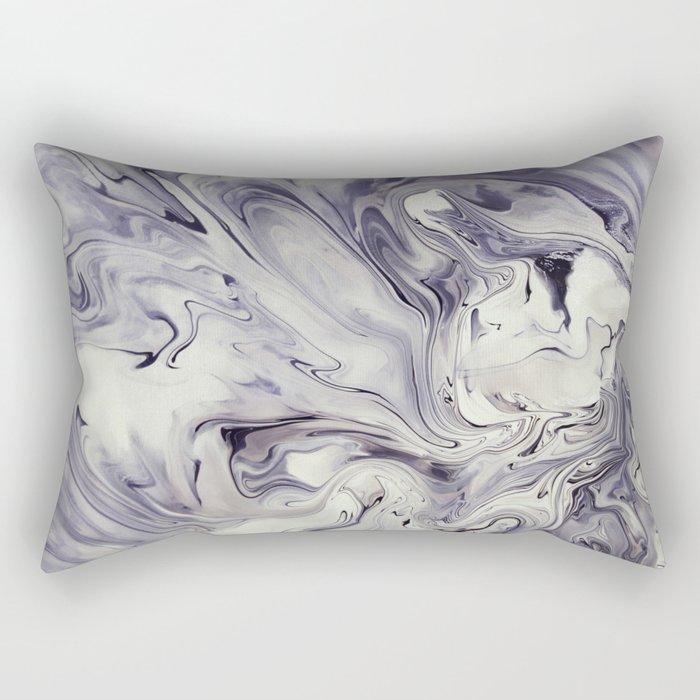 Obsidian Rectangular Pillow