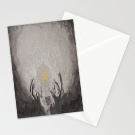 The light within 2 Stationery Cards