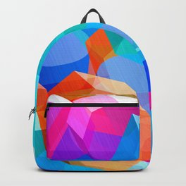 Sky of Cubes Backpack