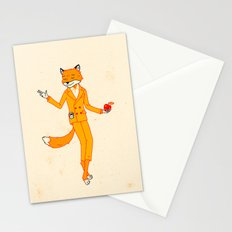 Wild Animal Stationery Cards