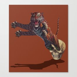 Fatale Canvas Print