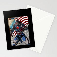 Iron Patriot Stationery Cards