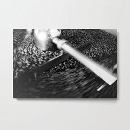Roasting. Metal Print
