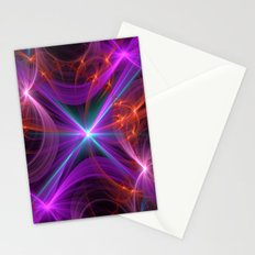 Fractal Design Happy New Year Stationery Cards