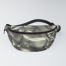 Metallic water bubbles Fanny Pack