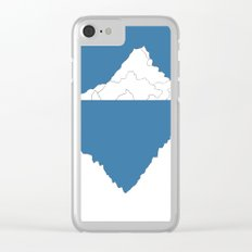 Pole Clear iPhone Case