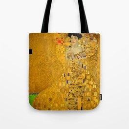 Gustav Klimt Bloch Bauer Tote Bag
