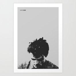Chet Art Print