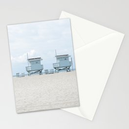Venice Beach, L.A. Story Stationery Cards