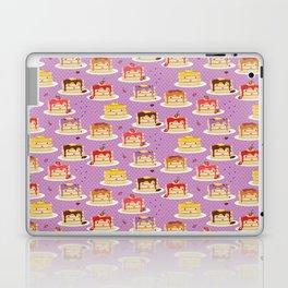 Pancakes lover Laptop & iPad Skin