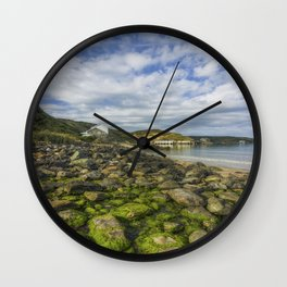 Morfa Nefyn Wall Clock
