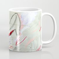 heels Mugs featuring High Heels by Derek Boman