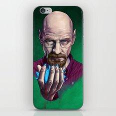 Heisenberg (Breaking Bad) iPhone & iPod Skin