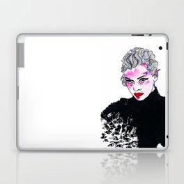 Zwei Mädchen.  Laptop & iPad Skin