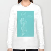 vampire weekend Long Sleeve T-shirts featuring Spring Breakers/Vampire Weekend by Blake Holland