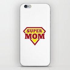 Super MoM iPhone & iPod Skin
