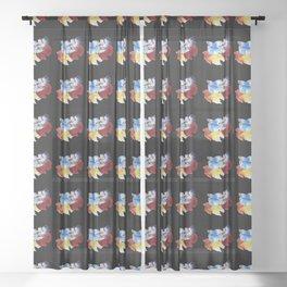 Bettas Sheer Curtain