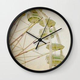 Set Yourself Free Wall Clock