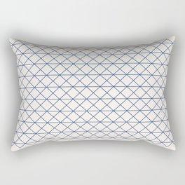 Lines 45/180 Rectangular Pillow