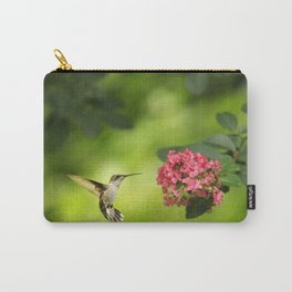 Hummer in Flight Carry-All Pouch