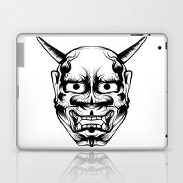 Hannya Art Mask Laptop & iPad Skin