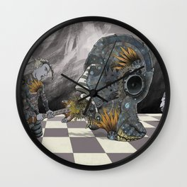 Frankie's game Wall Clock